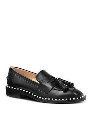Stuart Weitzman Women\\\'s Kaylene Pearl Loafers