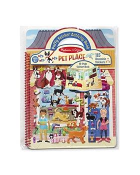 Melissa & Doug - Pet Place Puffy Stickers