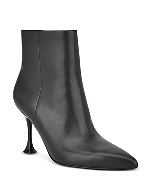 Sigerson Morrison WOMEN'S NORMAN POINTED TOE HIGH HEEL BOOTIES