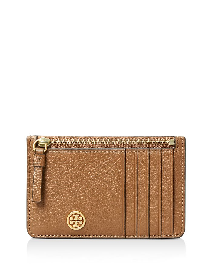 Tory Burch - Walker Top Zip Card Case