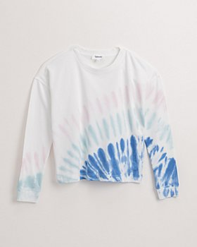Splendid - Long Sleeve Tie Dyed Tee