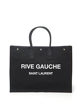 Yves Saint Laurent - Rive Gauche Canvas Tote