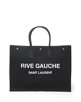 Saint Laurent - Rive Gauche Canvas Tote
