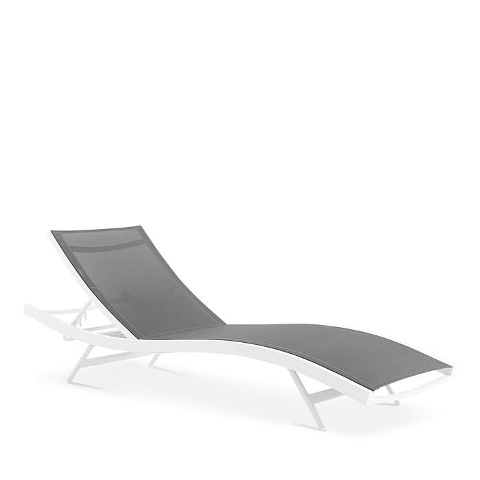 Modway - Glimpse Outdoor Patio Mesh Chaise Lounge Chair