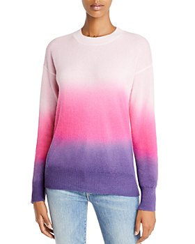 AQUA - Ombre Cashmere Sweater - 100% Exclusive