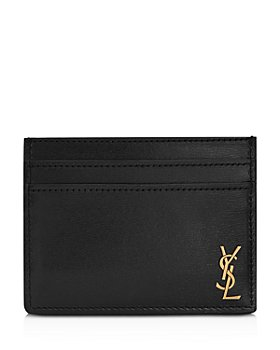 Saint Laurent - Monogram Card Case