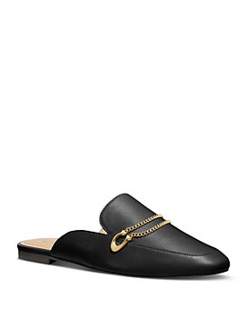 COACH - Women's Sawyer Sue Slide Flats
