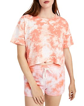 ALTERNATIVE - Tie Dyed Cropped Tee