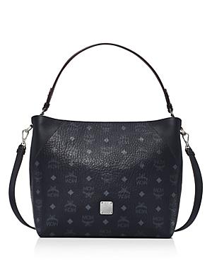 Mcm Klara Visetos Hobo-Handbags