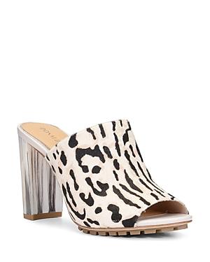 Donald Pliner Women\\\'s Sukari Slip On High Heel Mules