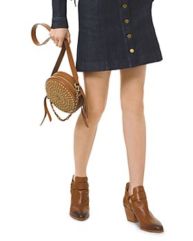 MICHAEL Michael Kors - High Rise Denim Skirt