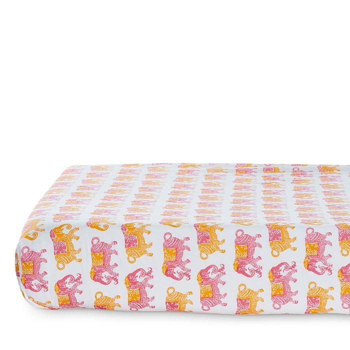 John Robshaw - Gamana Organic Cotton Crib Sheet
