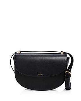 A.P.C. - Sac Genève Leather Shoulder Bag