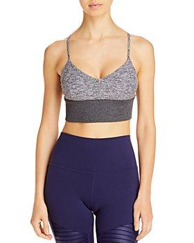 Alo Yoga - Lush Alosoft Strappy Sports Bra