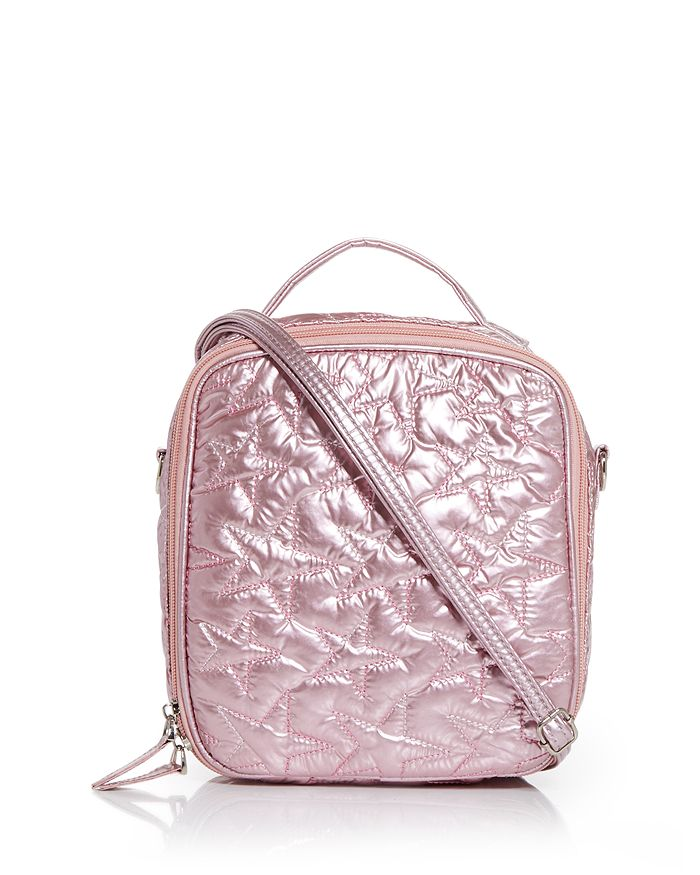 GiGi - Girls' Star Quilted Lunch Bag
