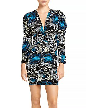 A.L.C. - Roxy Printed Mini Dress