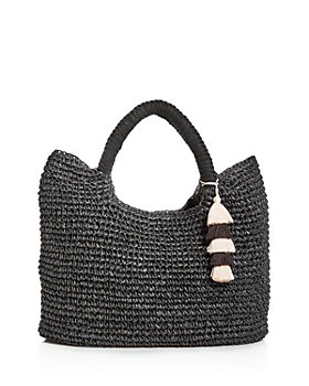 Fallon & Royce - Porter Medium Straw Tote