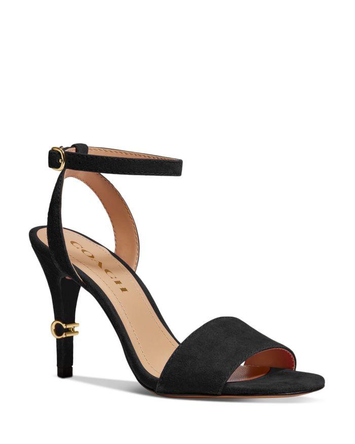 COACH Women's Regina Ankle Strap Sandals  | Bloomingdale's