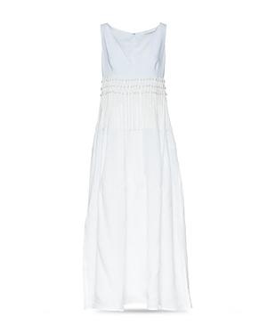 Fabiana Filippi Fringed Trim Dress-Women