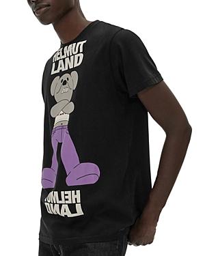 Helmut Lang Standard Graphic Tee-Men