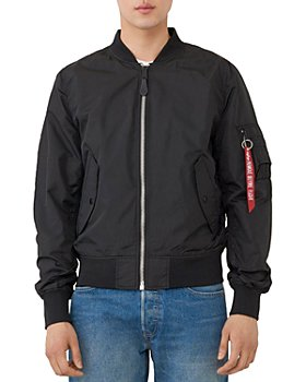 Alpha Industries - L2B Scout Nylon Standard Fit Bomber Jacket