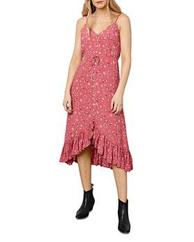 Rails - Frida Printed High/Low Dress