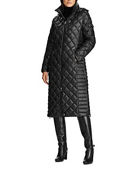 Ralph Lauren - Hooded Quilted Coat