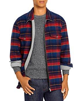 BLANKNYC - Plaid Regular Fit Shirt Jacket