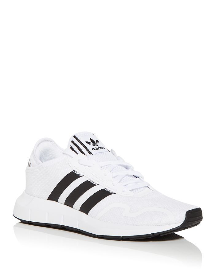 Adidas Originals MEN'S SWIFT RUN X KNIT LOW TOP SNEAKERS