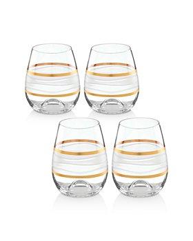 Michael Wainwright - Ile De Re Stemless Wine Glasses Set of 4
