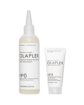 OLAPLEX - No.0 Intensive Bond Building Hair Treatment Set ($36 value)