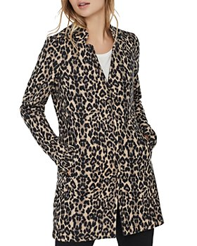Vero Moda - Animal Print Jacket