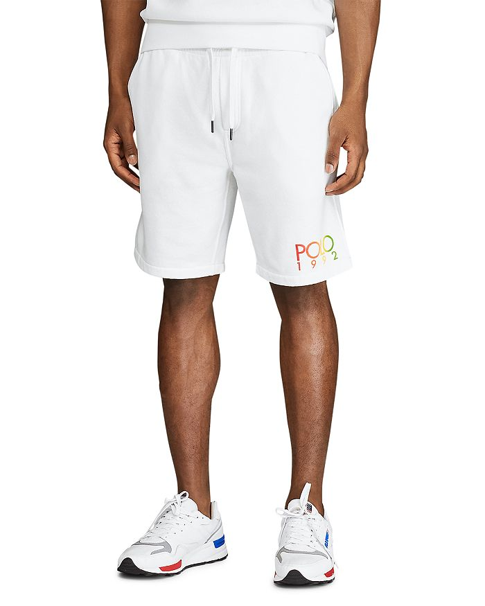 Polo Ralph Lauren - Cotton Blend Fleece Logo Shorts