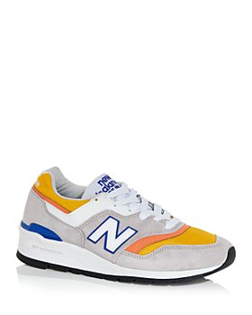 New Balance - Men's Classic Color Block Sneakers