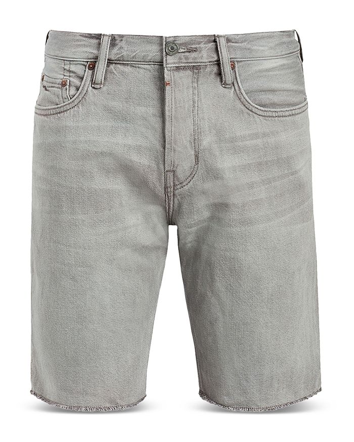 ALLSAINTS - Switch Cotton Distressed Denim Shorts