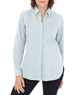 Kylie Cotton Stretch Non-Iron Shirt