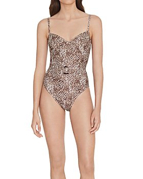 Faithfull the Brand - Amalfi Printed One-Piece Swimsuit