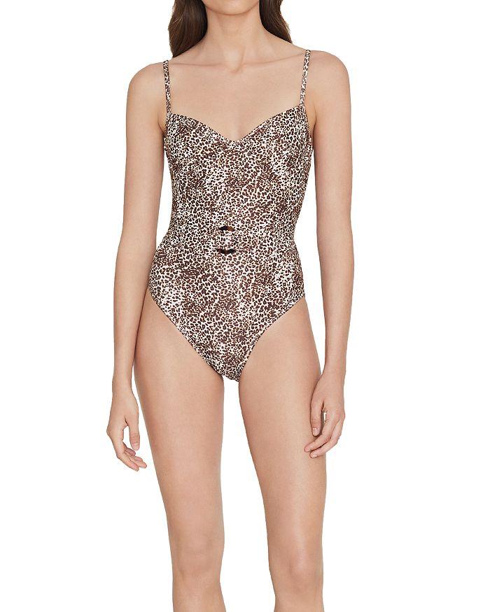 Faithfull the Brand - Amalfi Printed One-Piece Swimsuit