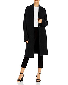 Vince - Collarless Cardigan