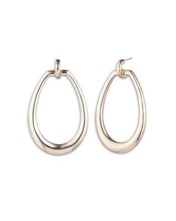 Ralph Lauren - Doorknocker Drop Earrings