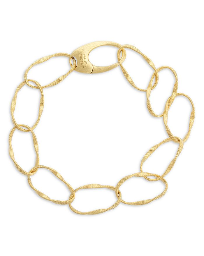 Marco Bicego - 18K Yellow Gold Onde Bracelet