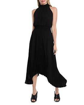 1.STATE - Pleated Handkerchief Dress