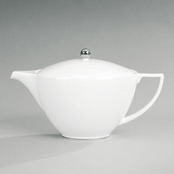 "Wedgwood - Jasper Conran at  ""Platinum"" Teapot"