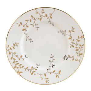 Vera Wang Wedgwood Gilded Leaf Accent Plate