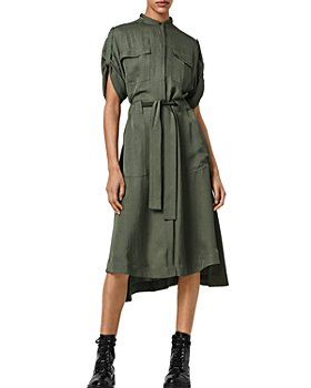 ALLSAINTS - Luciana Shirt Dress