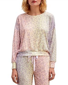 Sundry - Leopard Cozy Sweatshirt