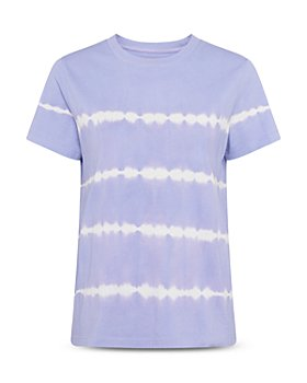 FRENCH CONNECTION - Omi Bleach Striped Tee