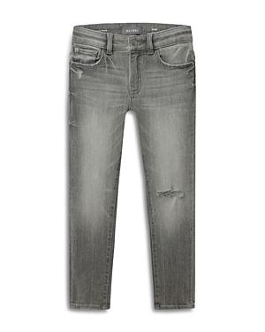 Dl 1961 Boys\\\' Zane Super Skinny Distressed Jeans - Big Kid-Kids