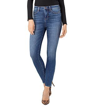 Liverpool Los Angeles - Abby Skinny Ankle Jeans in Sequoia