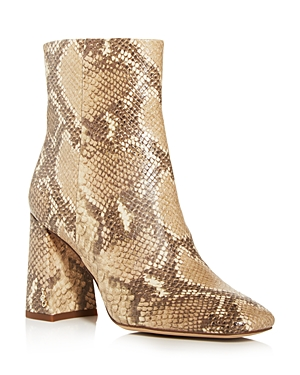 SAM EDELMAN WOMEN'S CODIE HIGH BLOCK HEEL BOOTIES
